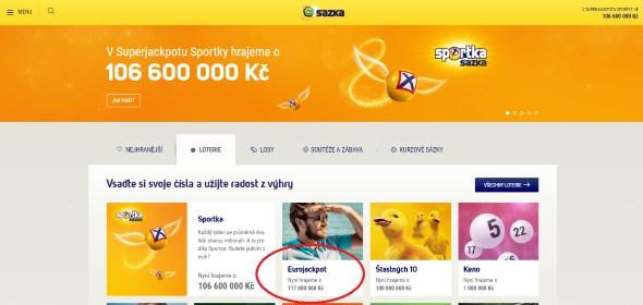 Eurojackpot 25.05.2020