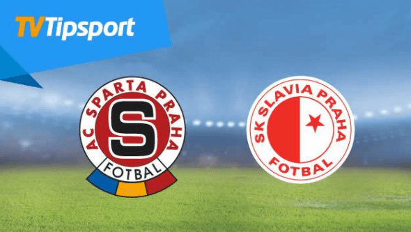 Sparta vs. Slavia na TV Tipsport