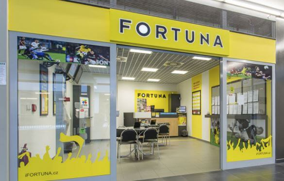 Pobočka Fortuny