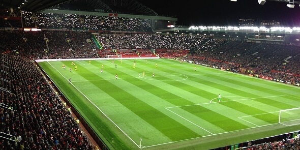 Fotbal - Premier League Manchester United Old Traffor Stadium