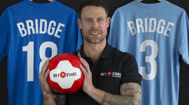 Wayne Bridge a BetStars