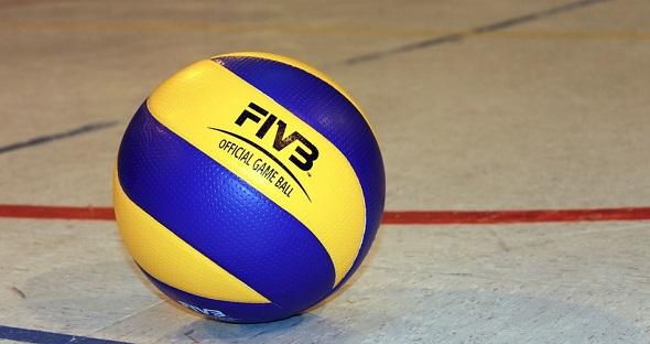 Volejbal - ilustrační foto oficiální FIVB míč Foto  Internet e9dd308ffd