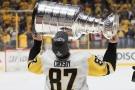 Crosby se Stanley Cupem