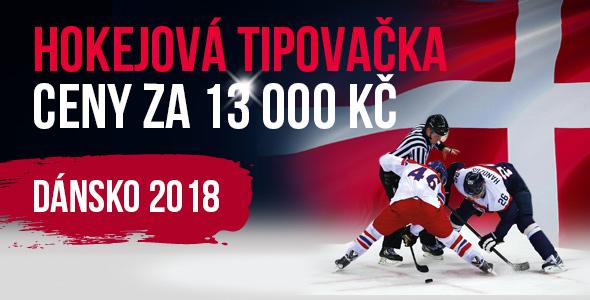 94f6f0a6489eb Tipovačka k MS v hokeji 2018: souhrn výsledků a způsoby předání výher