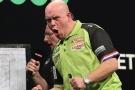 Michael van Gerwen na Premier League Darts