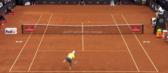 fb797c8746d Tenis ATP Rio de Janeiro 2019  program