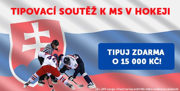 73b74b9783e0e Tipovačka k letošnímu MS v hokeji o 15 000 Kč! | Bet-Arena.cz