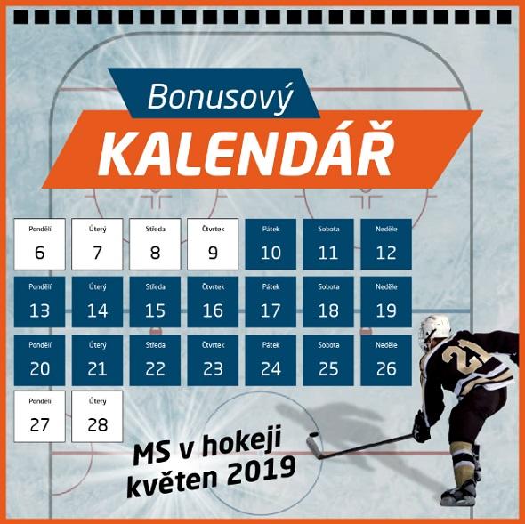 0bf3875cc04c4 Online sázková kancelář SYNOT TIP - MS v hokeji bonusový kalendář