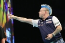 Peter Wright je jedním z favoritů NZ Darts Masters