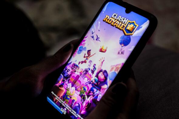 clash royale online hra zdarma
