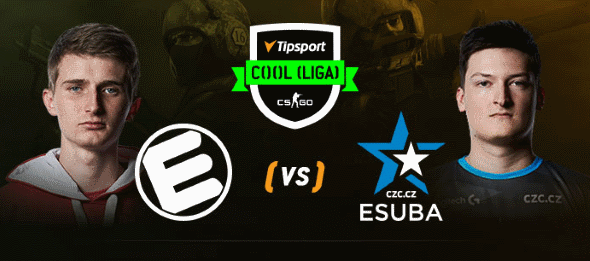 Tipsport COOL liga v CS:GO - Eclot Gaming vs. eSuba