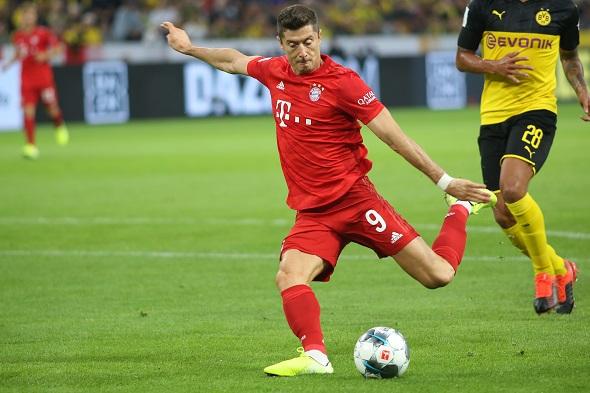 Bundesliga, Bayern Mnichov, Robert Lewandowski - Zdroj Federico Guerra Moran, Shutterstock.com