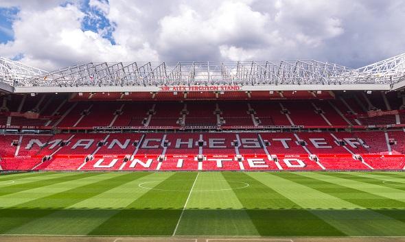 Premier League, Manchester United, stadion Old Trafford - Zdroj Nook Thitipat, Shutterstock.com