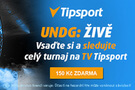 Oktagon UNDG živě na TV Tipsport