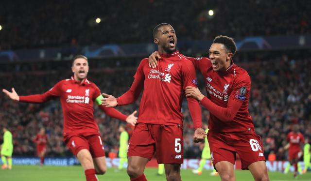 Liga Mistrů, finále, FC Liverpool - Zdroj ČTK, PA, Peter Byrne