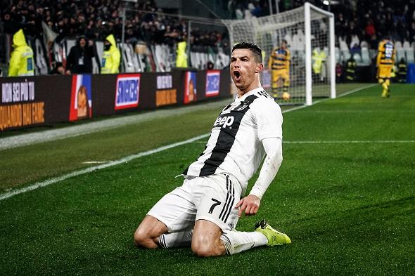 Seria A, Juventus Turín, Cristiano Ronaldo - Zdroj cristiano barni, Shutterstock.com