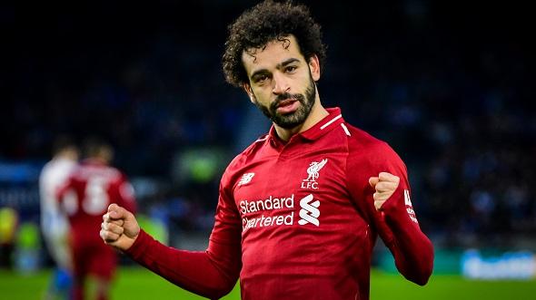 Premier League, Liverpool, Mohamed Salah - Zdroj Edward Thomas Bishop, Shutterstock.com