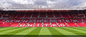 Premier League, Manchester United, stadion Old Trafford - Zdroj Nook Thitipat, Shutterstock.com
