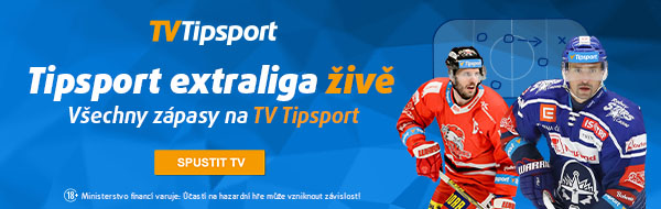 Watch extra league matches on TV Tipsport for free